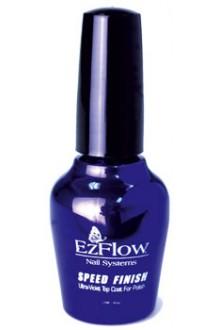 EzFlow Speed Finish UV Top Coat - 0.5oz / 14ml