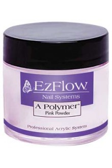 EzFlow A Polymer Powder: Pink - 0.75oz / 21g