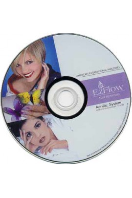 EzFlow Acrylic Instructional DVD