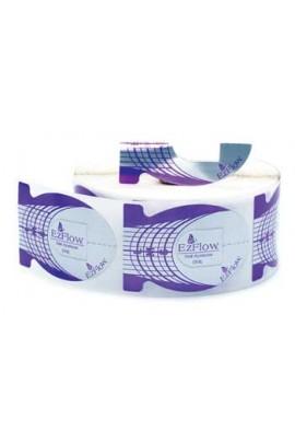 EzFlow Perfect C-Curve Forms Oval (Purple) - 500ct