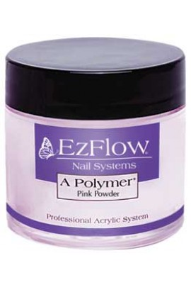 EzFlow A Polymer Powder: Pink - 4oz / 113g
