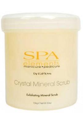 EzFlow Crystal Mineral Scrub - 32oz / 907.2kg