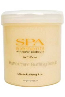 EzFlow Buttermint Buffing Scrub - 44oz / 1301ml