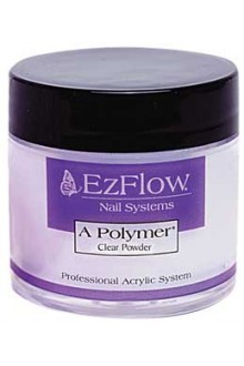 EzFlow A Polymer Powder: Clear - 8oz / 226g