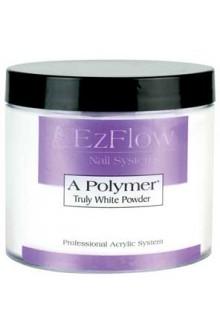 EzFlow A Polymer Powder: Truly White - 8oz / 226g