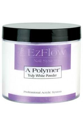 EzFlow A Polymer Powder: Truly White - 8oz / 226g