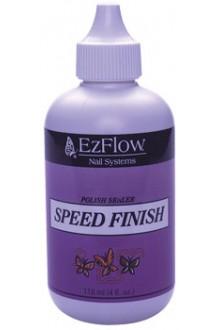 EzFlow Speed Finish UV Top Coat - 4oz / 118ml