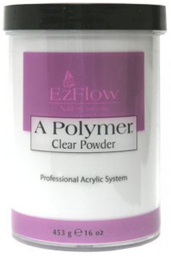 EzFlow A Polymer Powder: Clear - 16oz / 453g