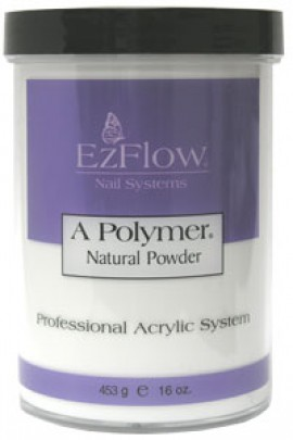 EzFlow A Polymer Powder: Natural - 16oz  / 453g