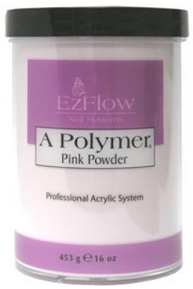 EzFlow A Polymer Powder: Pink - 16oz / 453g