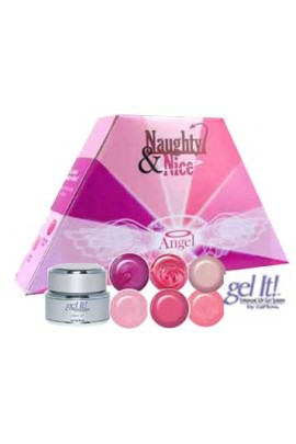 EzFlow Naughty & Nice Angel Gel Collection