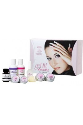 EzFlow Alternative Soak Off Gel Kit
