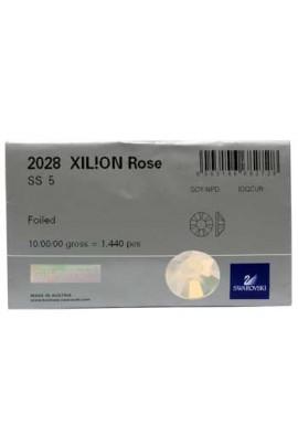 Swarovski 2028 Rhinestones: Light Grey Opal - 1440ct