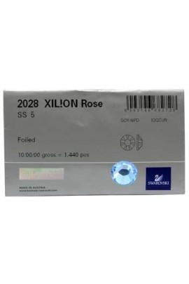 Swarovski 2028 Rhinestones: Light Sapphire - 1440ct