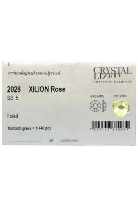 Swarovski 2028 Rhinestones: Jonquil - 1440ct