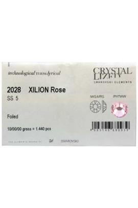 Swarovski 2028 Rhinestones: Light Rose - 1440ct