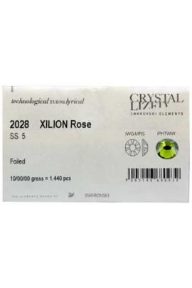 Swarovski 2028 Rhinestones: Olivine - 1440ct