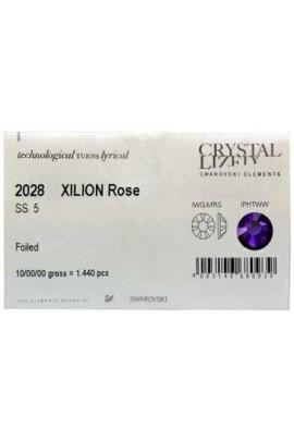 Swarovski 2028 Rhinestones: Purple Velvet - 1440ct