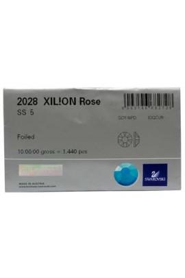 Swarovski 2028 Rhinestones: Caribbean Blue Opal - 1440ct