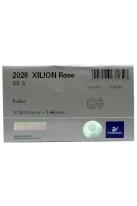 Swarovski 2028 Rhinestones: Mint Alabaster - 1440ct