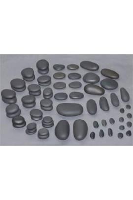 T.I.R. Basalt Complete Stone Set - 66 Pieces