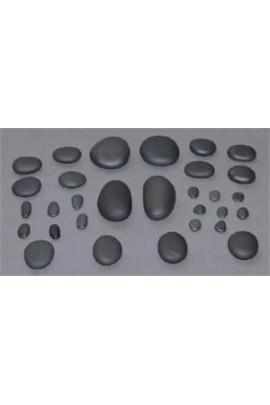 T.I.R. Basalt Manicure / Pedicure Set - 30 Pieces