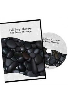 T.I.R. DVD & Manual - Full Body Therapy: Hot Stone Massage