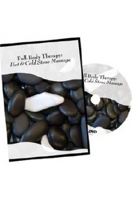 T.I.R. DVD & Manual - Full Body Therapy: Hot & Cold Stone Massage