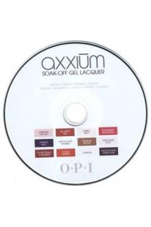 OPI Axxium Soak-Off Gel System Instructional DVD