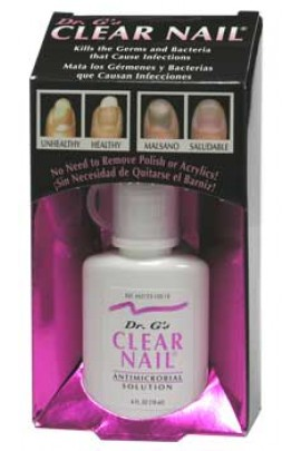 Dr. G's Clear Nail Fungus Treatment - 0.6oz / 18ml