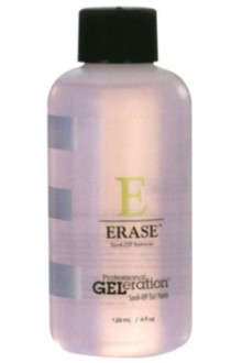 Jessica ERASE Soak-Off Gel Remover - 4oz / 120ml