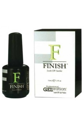 Jessica GELeration - FINISH Soak-Off Sealer - 0.5oz / 15ml