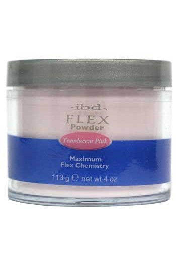 ibd Flex Powder - Translucent Pink - 4oz / 113g