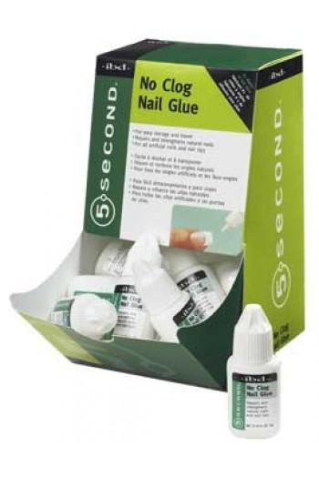 ibd 5 Second No Clog Nail Glue - 12 Pack Display
