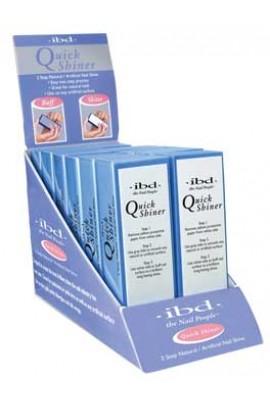 ibd Quick Shiner Block Display - 12 Pack Display