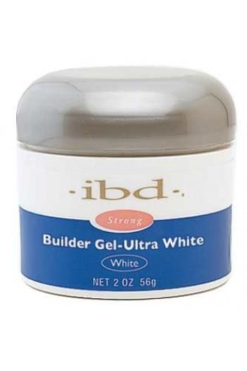 ibd UV Builder Gel - Ultra White - 2oz / 56g