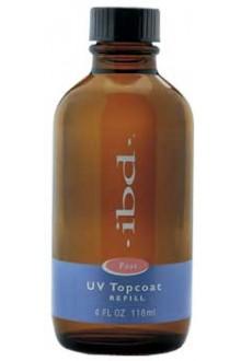 ibd UV Topcoat Refill - 4oz / 118ml
