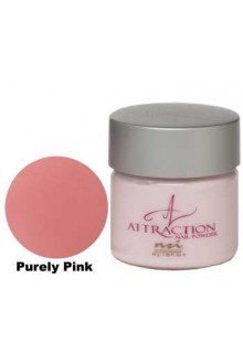 NSI Attraction Nail Powder: Purely Pink - 1.42oz / 40g