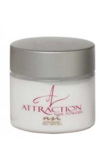 NSI Attraction Nail Powder: Totally Clear - 1.42oz / 40g