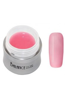 NSI Balance UV Gel Body Builder: French Pink - 0.5oz / 15g