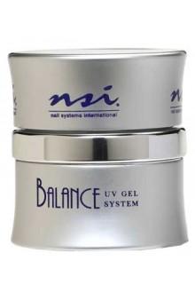 NSI Balance UV Gel: Brush on French White - 0.5oz / 15g