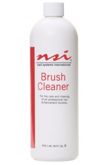 NSI Brush Cleaner - 16oz / 473ml