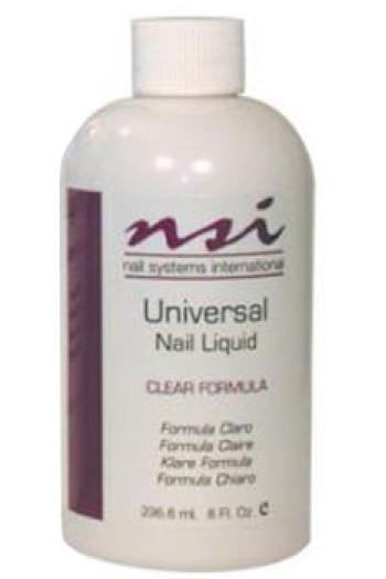 NSI Universal Nail Liquid - 8oz / 236ml