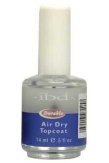 ibd Air Dry Top Coat - 0.5oz / 14ml