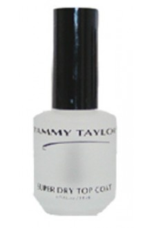 Tammy Taylor Super Dry Topcoat - 0.5oz / 14ml