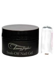 Tammy Taylor Soak Off Gel: Clear - 0.5oz / 14.8ml