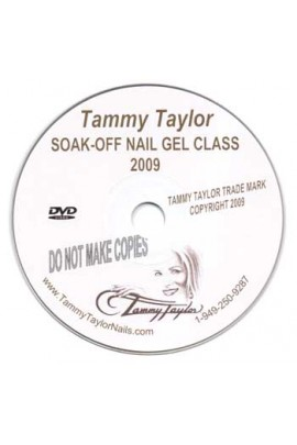 Tammy Taylor Nail Gel Application DVD
