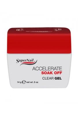 SuperNail Accelerate Soak Off Color Gel Polish - Caliente - 0.25oz / 7g