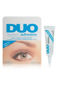 Ardell Duo Adhesive - Clear - 0.25oz / 7g