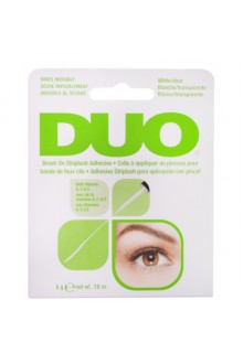 Ardell Duo Brush-On Lash Adhesive with Vitamins - 0.18oz / 5ml